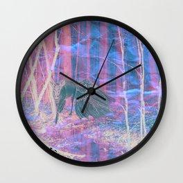 Cervus Wall Clock
