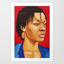 Sandra Bland Art Print