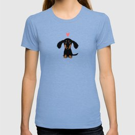 Dachshund Love T-shirt