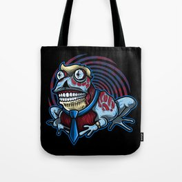 Hypnobey Toad Tote Bag