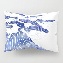Seven Nereids Pillow Sham