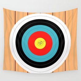 Shooting Target Wall Tapestry