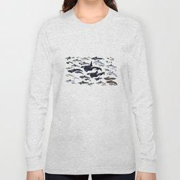 Dolphin diversity Long Sleeve T-shirt