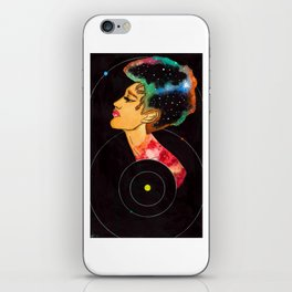 Pluto iPhone Skin