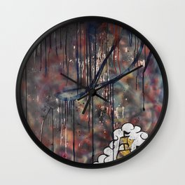 To The End Of The World Wall Clock