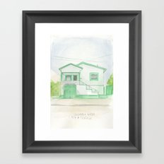 003.  Framed Art Print