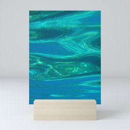 Sea design Mini Art Print