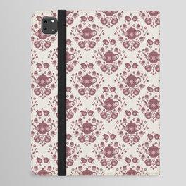 Afternoon Tea Damask iPad Folio Case