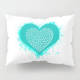 Cat Love Pillow Sham