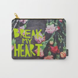 Break My Heart Carry-All Pouch
