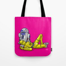 America's Hottest Couple Tote Bag
