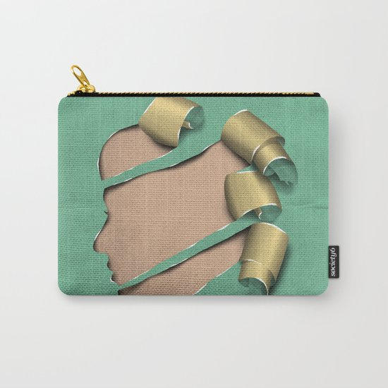 real woman Carry-All Pouch
