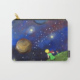 Little Prince Dream Carry-All Pouch