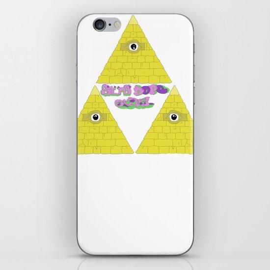 Watch The Tomb iPhone & iPod Skin