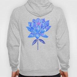 Sacred Lotus – Blue Blossom Hoody