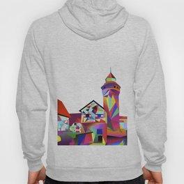 Sinwellturm Nuremberg Hoody