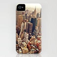 New York City iPhone (4, 4s) Slim Case