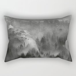 B&W - Wish You Were Here (Chapter I) Rectangular Pillow