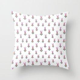 Louise Belcher pattern Throw Pillow