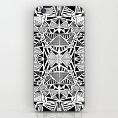 Triangle Heaven iPhone & iPod Skin