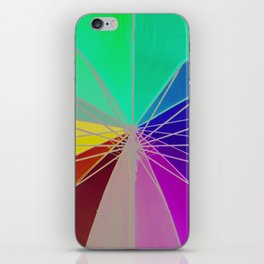 Any colour you'd like iPhone Skin