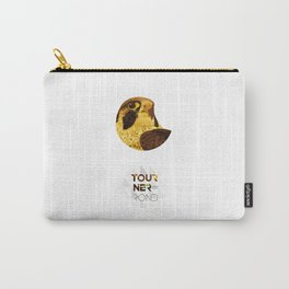 Tourner En Rond - Faucon Carry-All Pouch