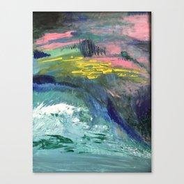 Wave Soul Canvas Print