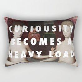 Me faire une faveur Rectangular Pillow