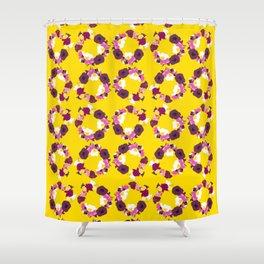 Flowerings Shower Curtain