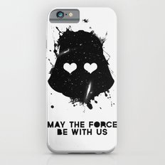 may the force be with us Slim Case iPhone 6s