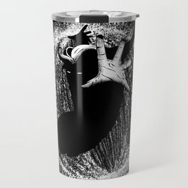 Help Will Come In The End Travel Mug