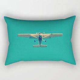 Overcoming Gravity Rectangular Pillow