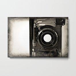 No. 3A Autographic Kodak Metal Print