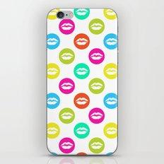 My bright lips iPhone & iPod Skin