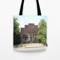 history Tote Bags featuring History by durandurantulsa