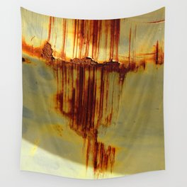 Rusting Down Wall Tapestry