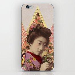 Orient iPhone Skin