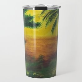 Day in the wetlands Travel Mug