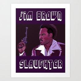 Slaughter Art Print