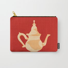 MADE IN MOROCCO #09-THE TEAPOT Carry-All Pouch