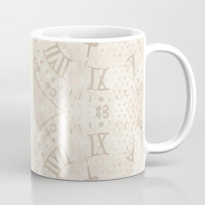 Abstract Roman Numeral SB74 Coffee Mug