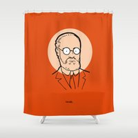 matisse Shower Curtains featuring Henri Matisse by Michael Constantine