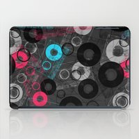 tape iPad Cases featuring Mix Tape by Jorge Lopez