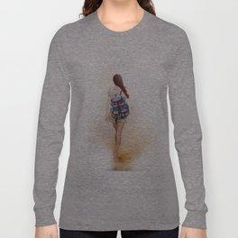 caminhada Long Sleeve T-shirt