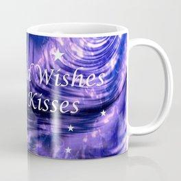 Mermaid Wishes Starfish Kisses Coffee Mug