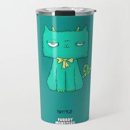 Furrrycat Travel Mug