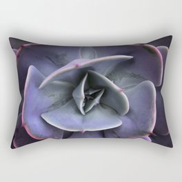DARKSIDE OF SUCCULENTS VII Rectangular Pillow