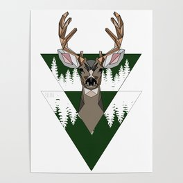 Oh, Deer! Poster