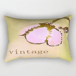Vintage Lamp Rectangular Pillow