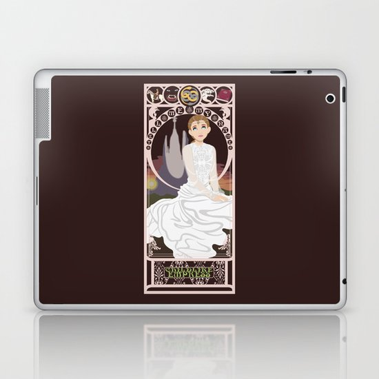 Childlike Empress Nouveau - Neverending Story Laptop & iPad Skin